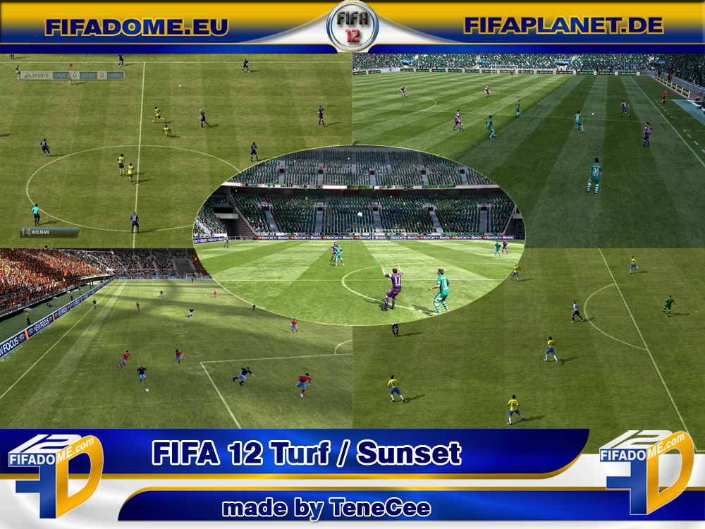 DataLife Engine Версия для печати FIFA 12 Turf Patch.