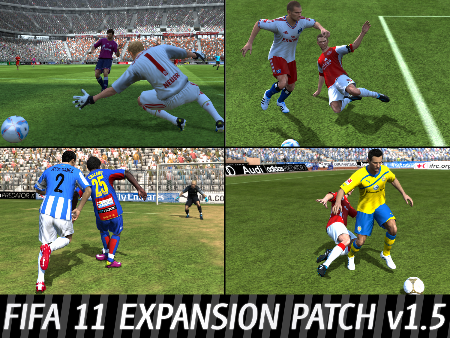 Fifa 14 patch update pph
