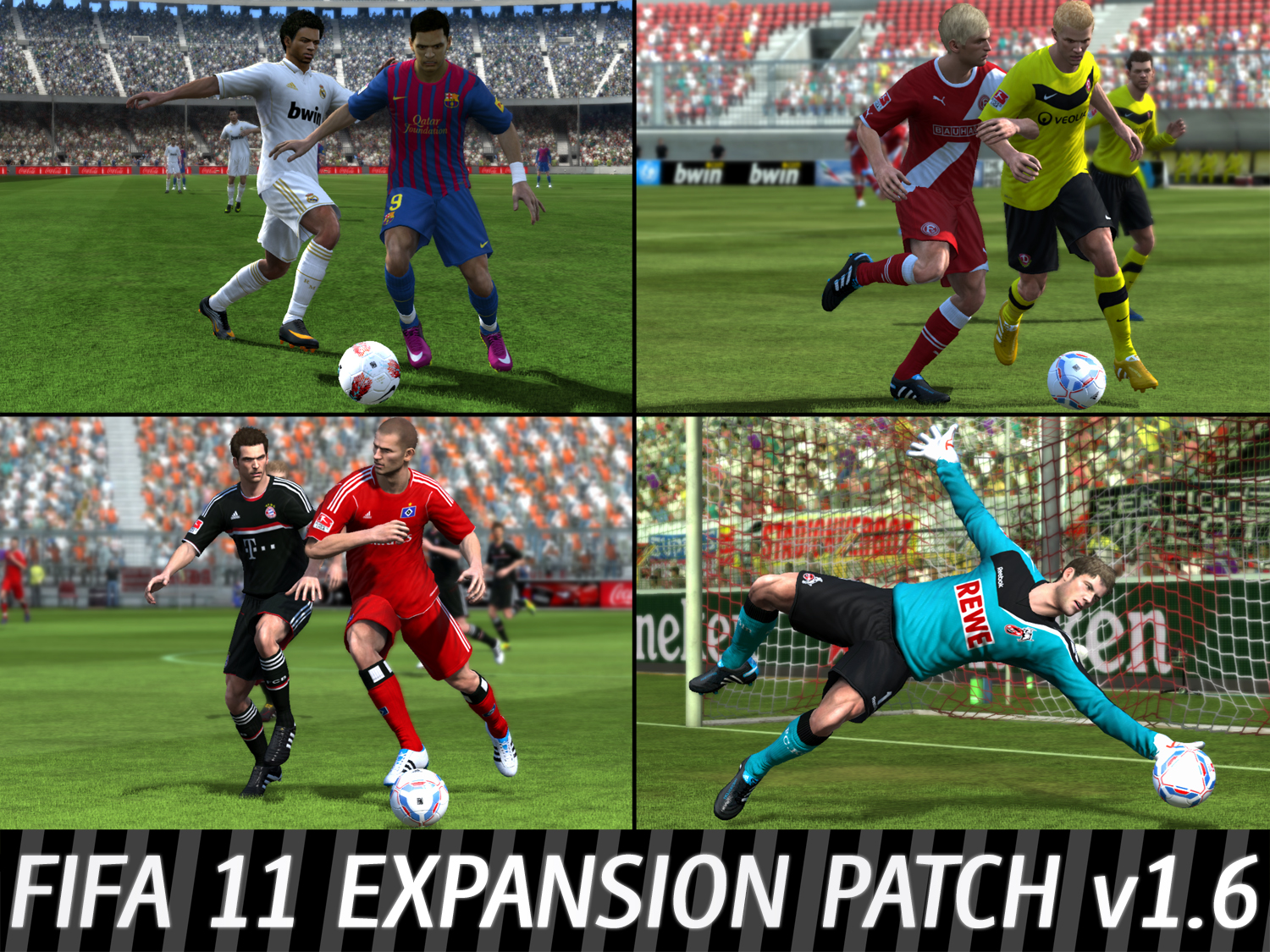 FIFA 08 Patch 2 - Eastern Europe Digital Download